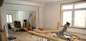 renovering og ombygning af hus